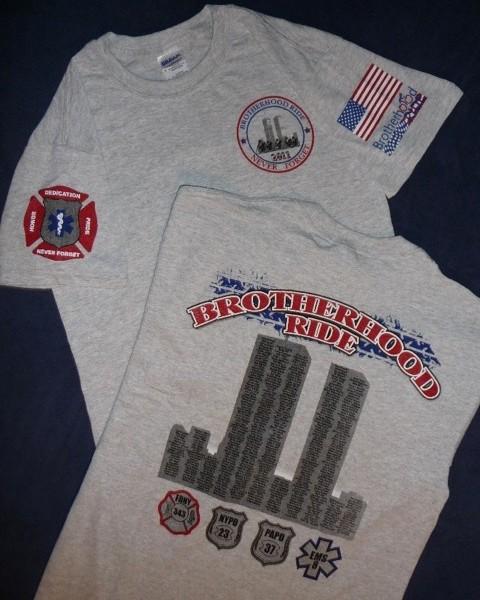 BHR shirt