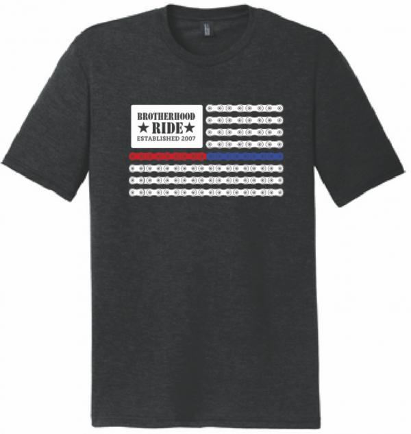 2019 Flag shirt front (est. 2007)